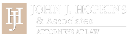 John J. Hopkins Law Logo