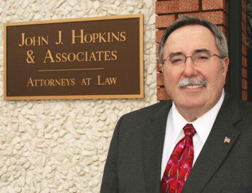 John Hopkins: From Working Iron to Representing Those Who Work